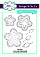 Stamps To Die For Starlight Daisies