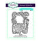 Creative Expressions Roxy's Forget Me Nots Pre-cut Stamp Set