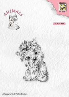 Clear Stamp Animals Yorkshire Terrier
