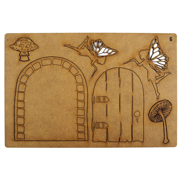 Creative Expressions Art-Effex Fairies & Doors