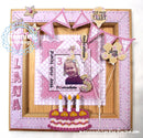 Marianne Design: Collectables Die & Stamp Set - Balloons