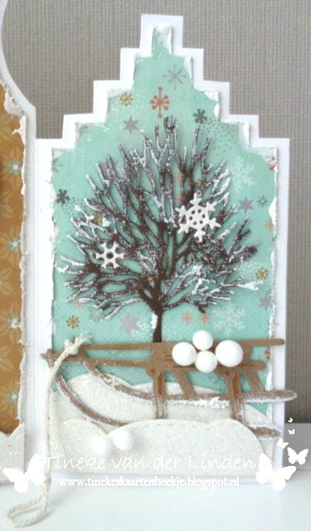 Marianne Design: Creatables Dies - Tiny's Tree and Leaf