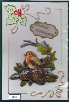 Laura's Design Digital Embroidery Pattern - Winter Frame
