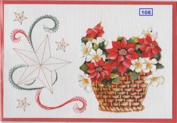 Laura's Design Digital Embroidery Pattern - Star Flourish