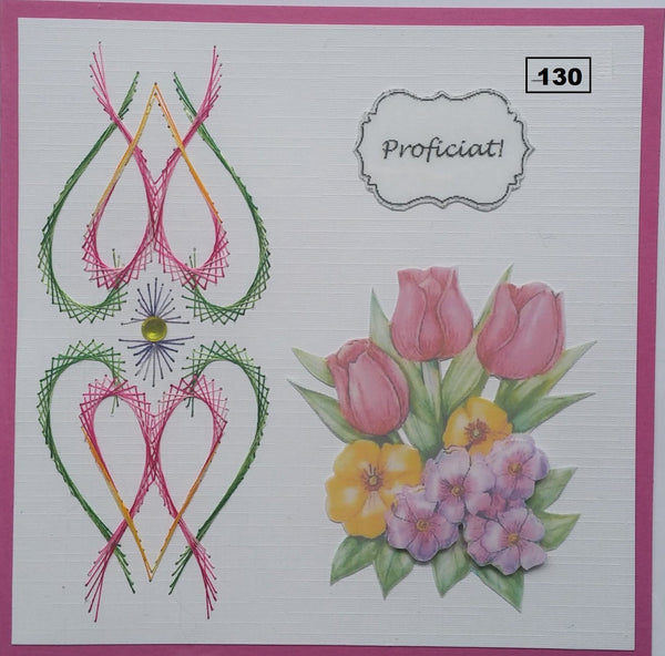 Laura's Design Digital Embroidery Pattern - Ribbon Swirls
