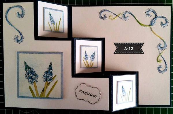 Laura's Design Digital Embroidery Pattern - Corner Elements