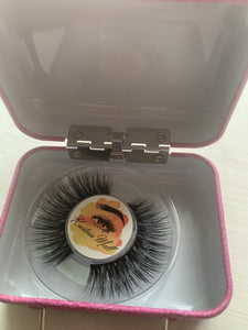 Custom Mink Lashes MD6