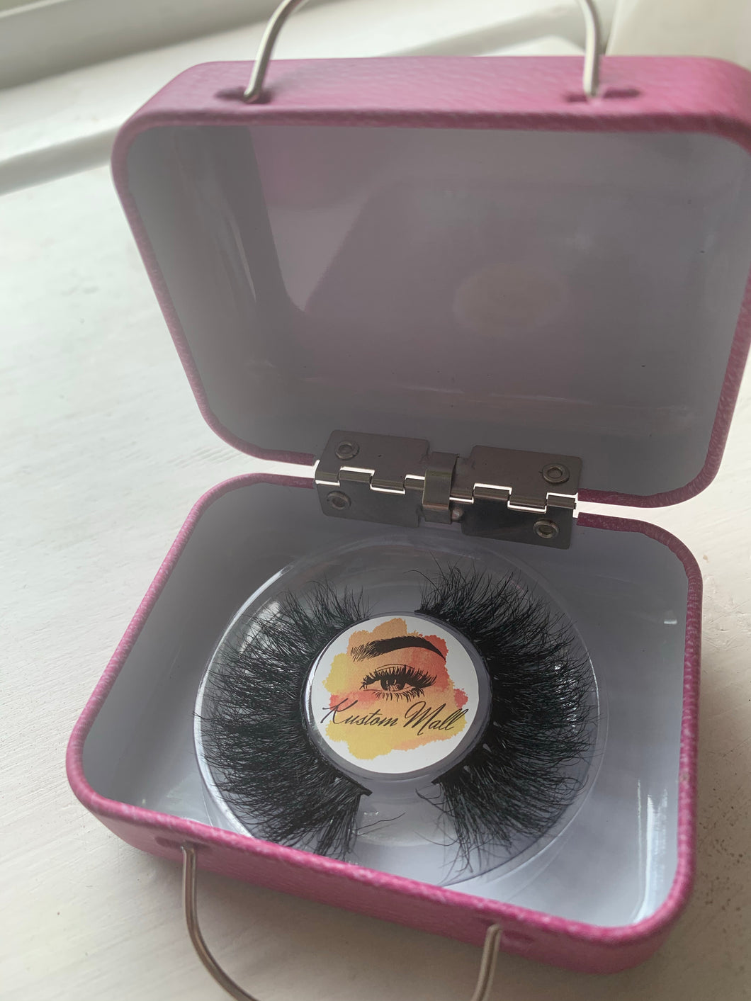 Custom Mink Lashes MD4
