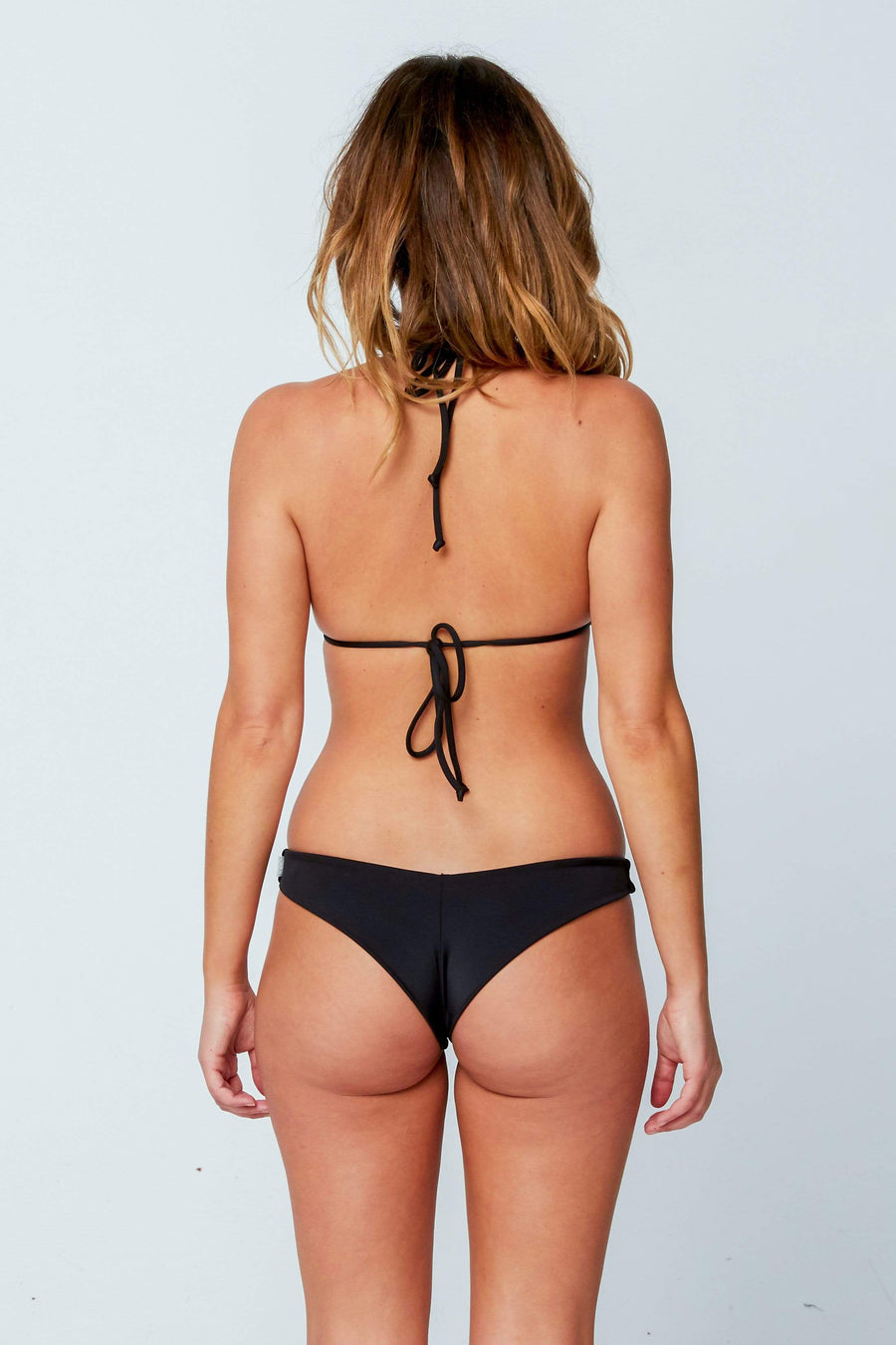 Aloe Swimwear Bottoms BARBADOS BOTTOMS IN BLACK