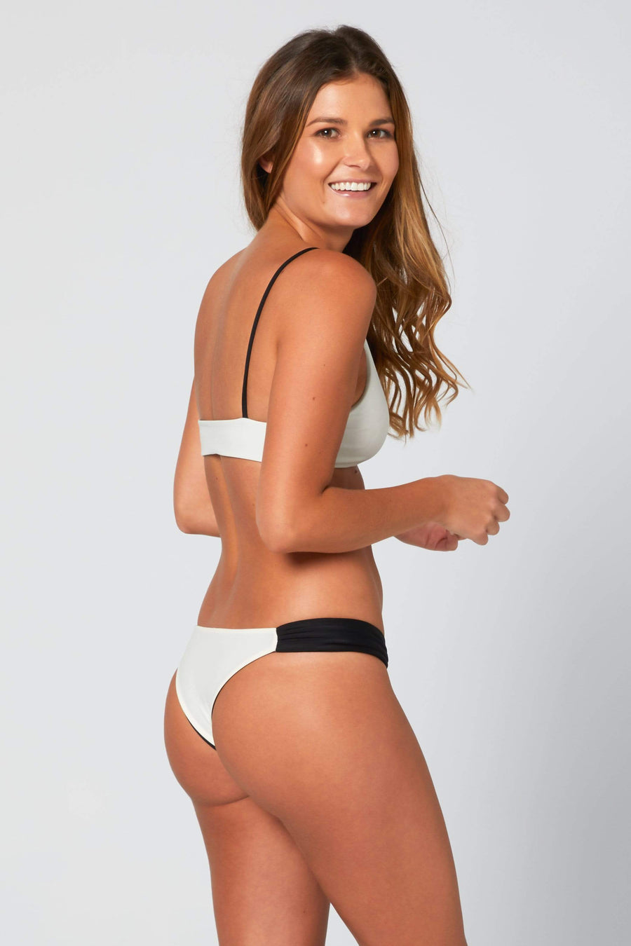 Aloe Swimwear Bottoms BRONTE BOTTOMS IN BOND