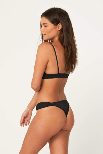 Aloe Swimwear Bottoms BRONTE BOTTOMS IN INK