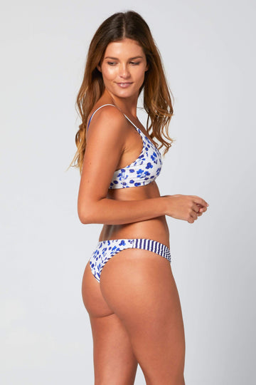 Aloe Swimwear Bottoms BRONTE BOTTOMS IN NAUTICAL