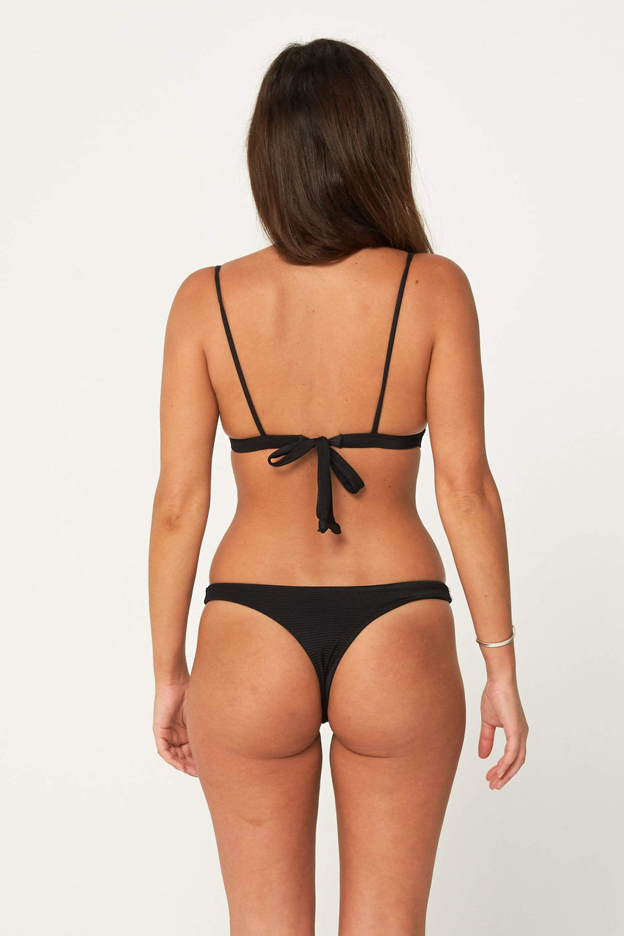 Aloe Swimwear Bottoms CHLOE BOTTOMS IN INK