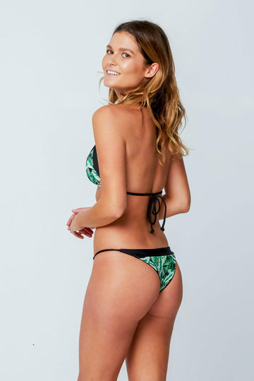 Aloe Swimwear Bottoms HULA BOTTOMS IN PALM