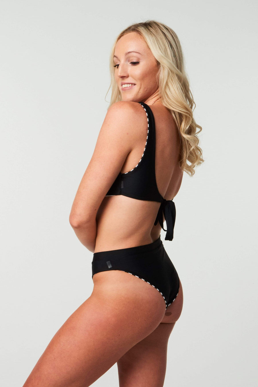Aloé Swimwear Bottoms KATIE BOTTOMS IN ODYSSEY