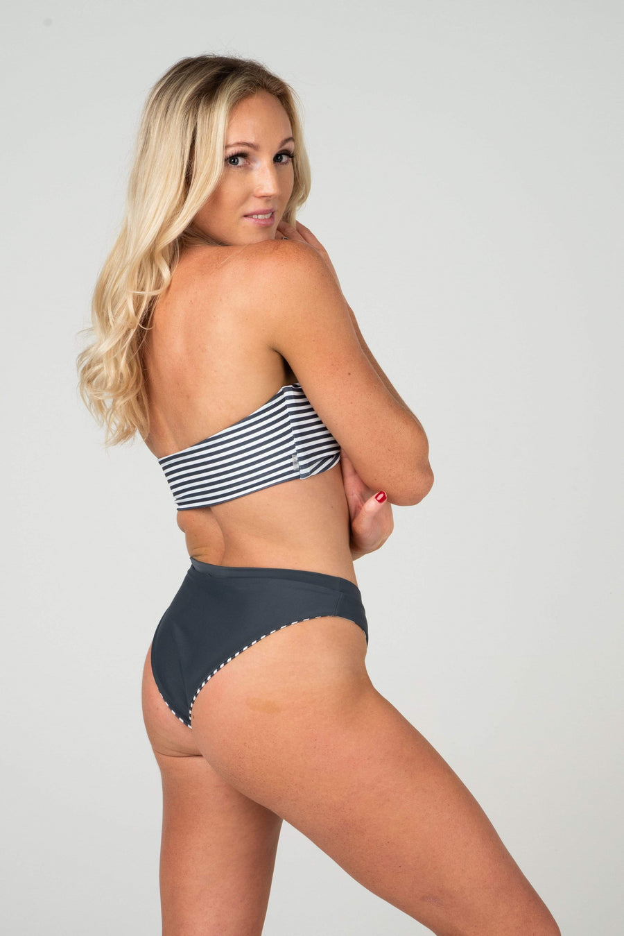 Aloé Swimwear Bottoms KATIE BOTTOMS IN SEA BATH