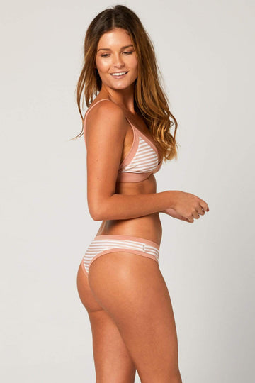 Aloe Swimwear Bottoms MYKONOS BOTTOMS IN CREAM BATH