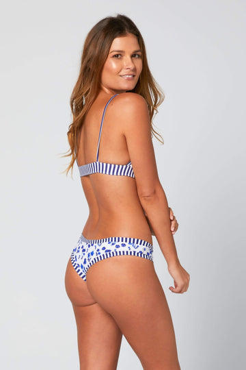 Aloe Swimwear Bottoms MYKONOS BOTTOMS IN NAUTICAL