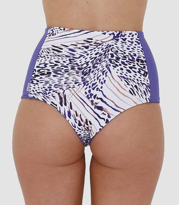 Aloe Swimwear Bottoms NARRABEEN BOTTOMS IN WILD