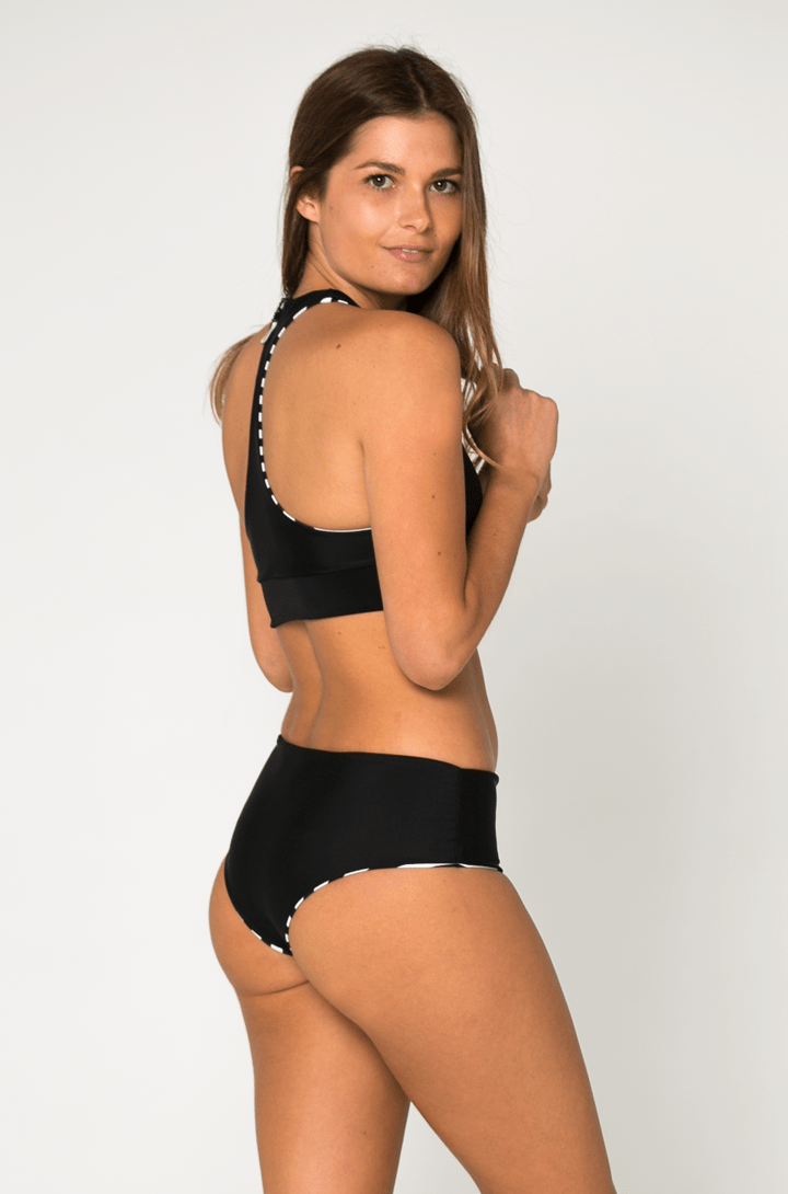 Aloé Swimwear Bottoms QUEENSIE BOTTOMS IN ODYSSEY