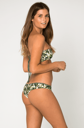 Aloé Swimwear Bottoms SHELLY BOTTOMS IN LILIES