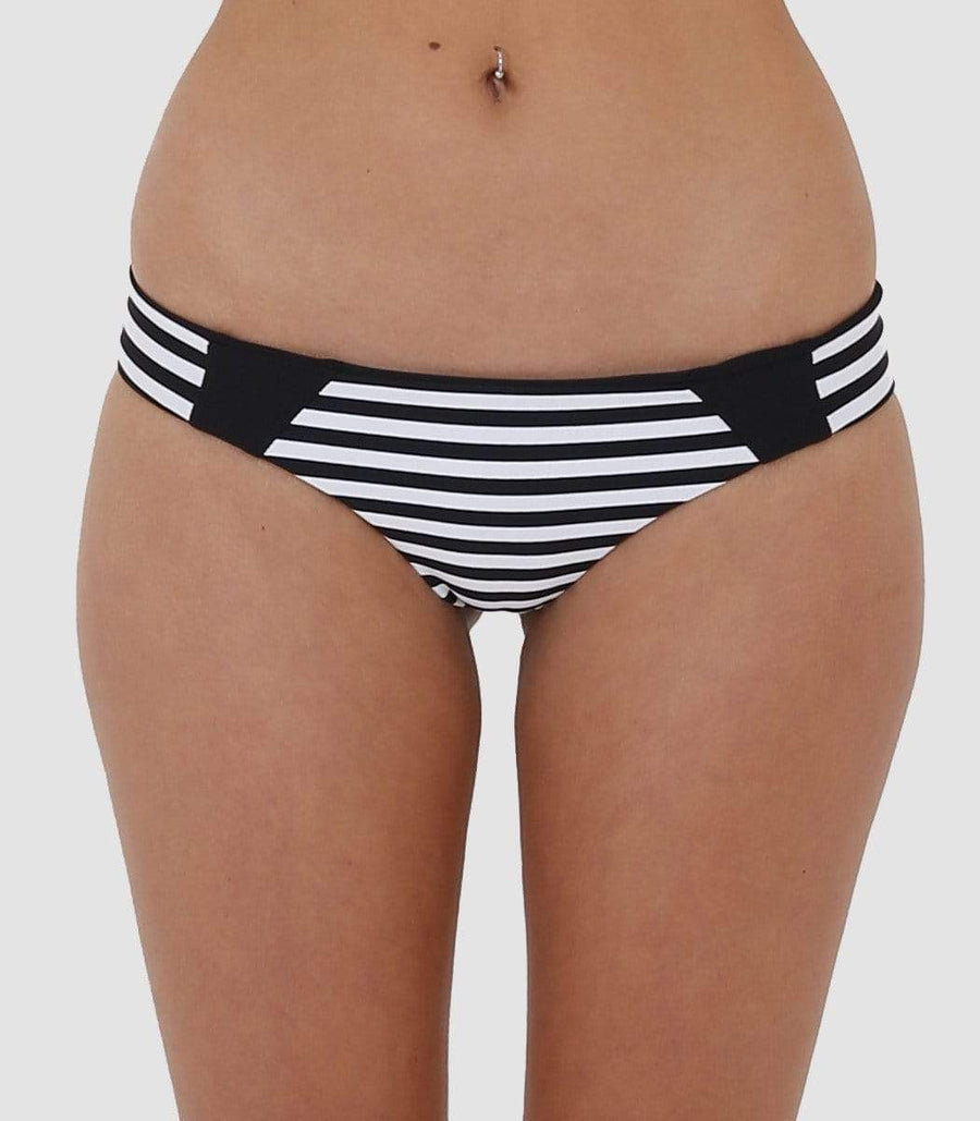 Aloé Swimwear Bottoms SHELLY BOTTOMS IN ODYSSEY (with panels)