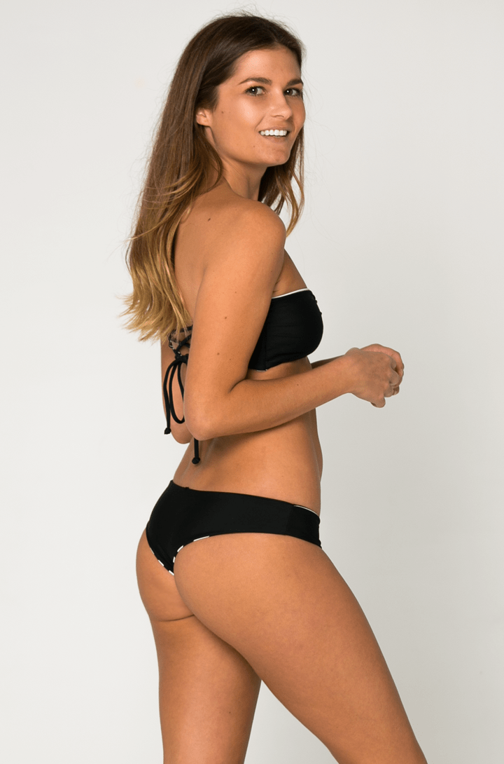 Aloé Swimwear Bottoms SHELLY BOTTOMS IN ODYSSEY (without panels)