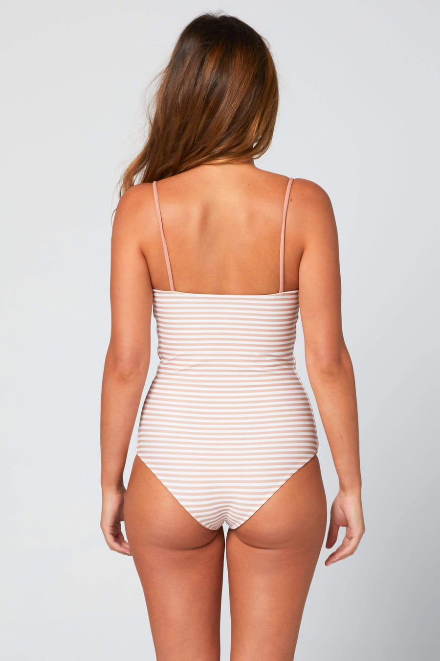 Aloé Swimwear One Piece ANTIGUA ONE PIECE IN CREAM BATH