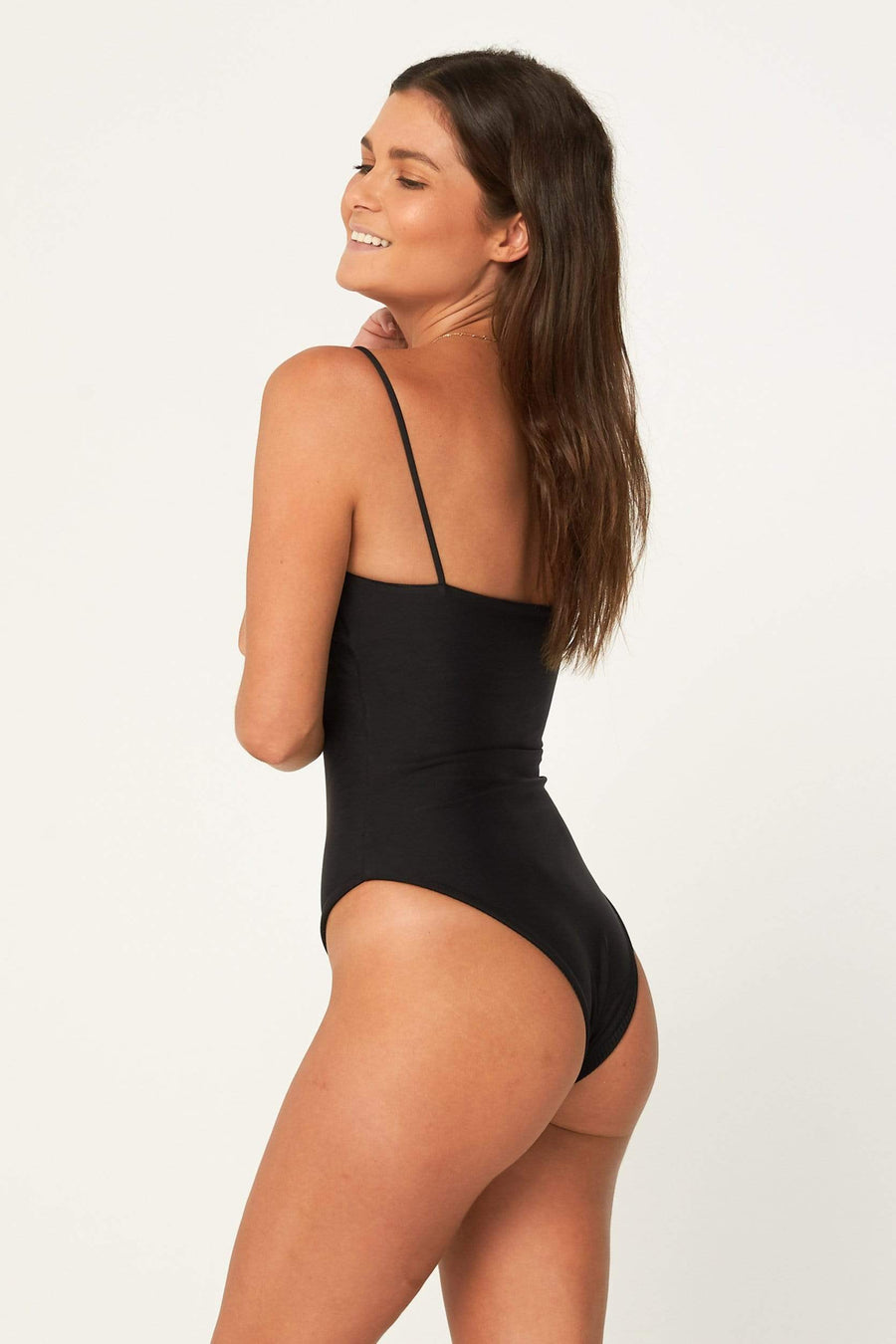 Aloé Swimwear One Piece HAYMAN ONE PIECE IN INK