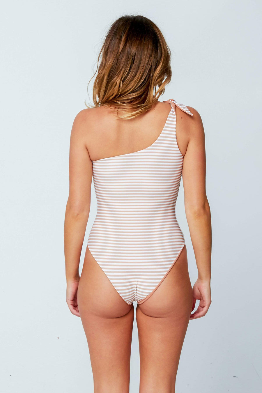 Aloé Swimwear One Piece IBIZA ONE PIECE IN CREAM BATH