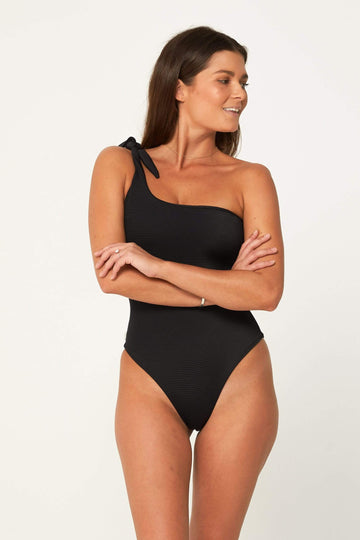 Aloé Swimwear One Piece IBIZA ONE PIECE IN INK