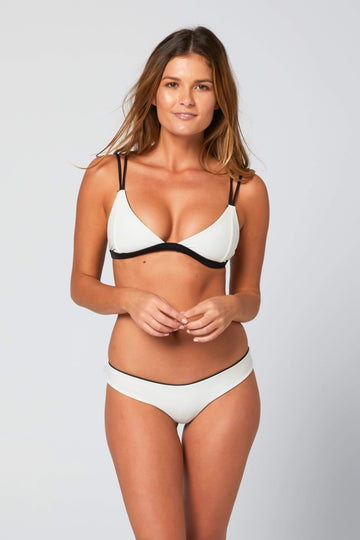 Aloe Swimwear Tops BILGOLA TOP IN BOND