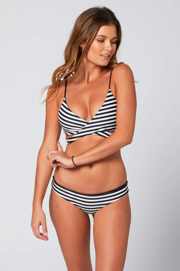 Aloe Swimwear Tops CARPE TOP IN ODYSSEY