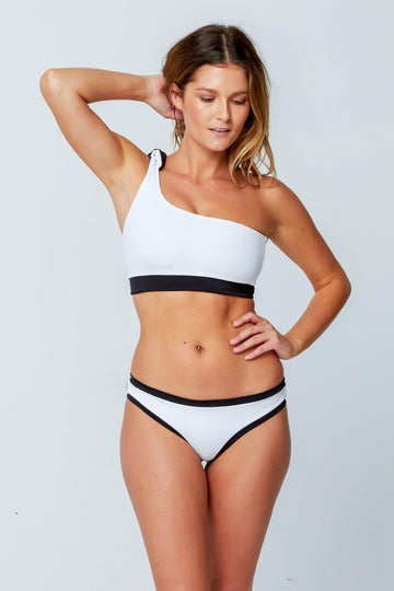 Aloe Swimwear Tops RIO TOP IN LUXE MONO