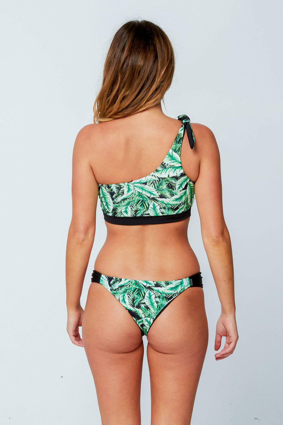 Aloe Swimwear Tops RIO TOP IN PALM