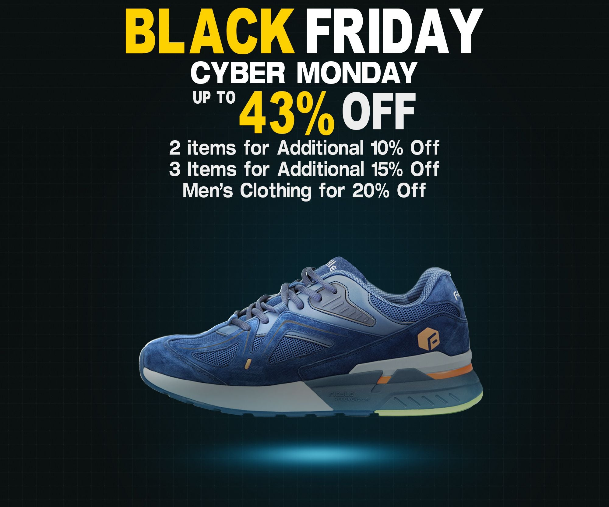 FitVille: Up to 43% off Black Friday Sale