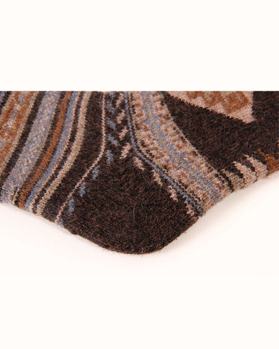 Ultra Thick Wool Cozy Household Socks Pack Of 2