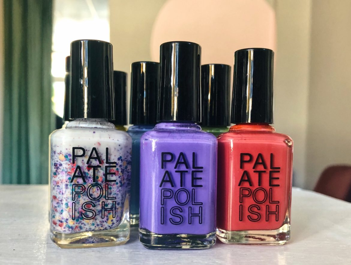 Now in the shop: Palate Polish