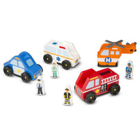 Emergency Vehicle Set
