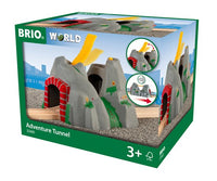 BRIO Adventure Tunnel for Railway