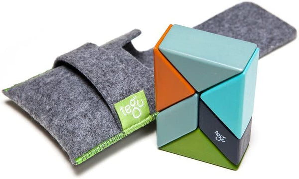 Tegu Magnetic 6-Piece Pocket Pouch Prism - Nelson