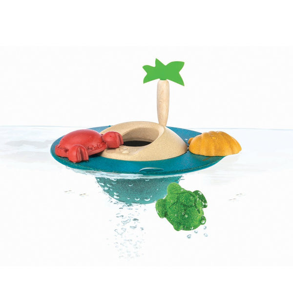 Floating Island Toy