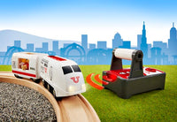 BRIO Remote Control Travel Train