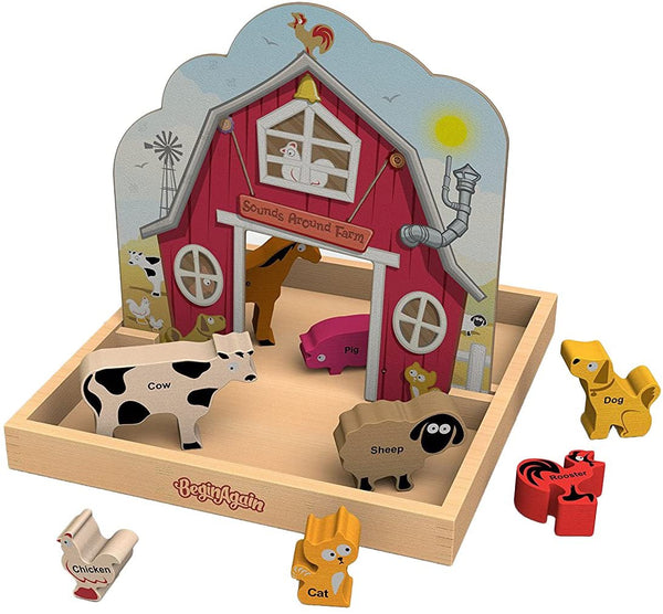 Farm Sounds Playset
