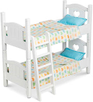 Play Bunk Bed (Mine to Love) White