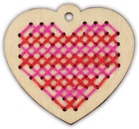Cross-Stitch Jewelry - Make Your Own