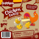 Chicken Family puzzle
