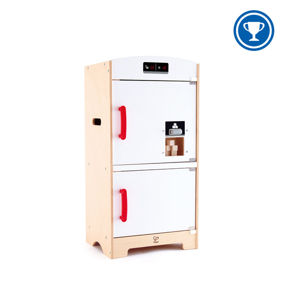 HAPE WHITE FRIDGE-FREEZER