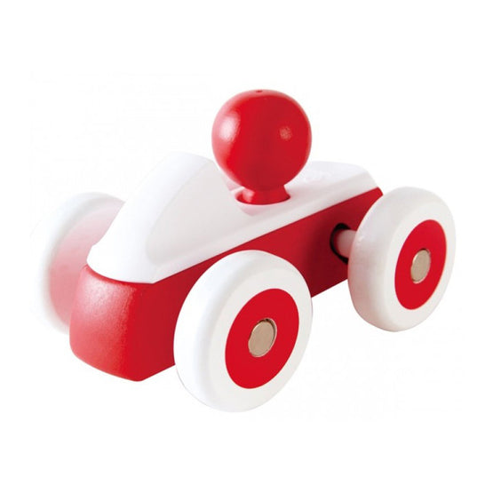 HAPE Rolling Roadster Red Car