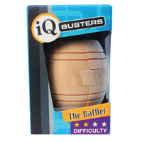 IQ Busters Wooden Puzzles